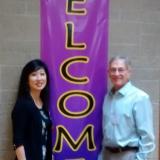 Randy Lewis and Lois Fondren