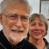 Sigrid Ingram and Charles Reinhart