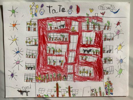 William, Age 6, The Tate